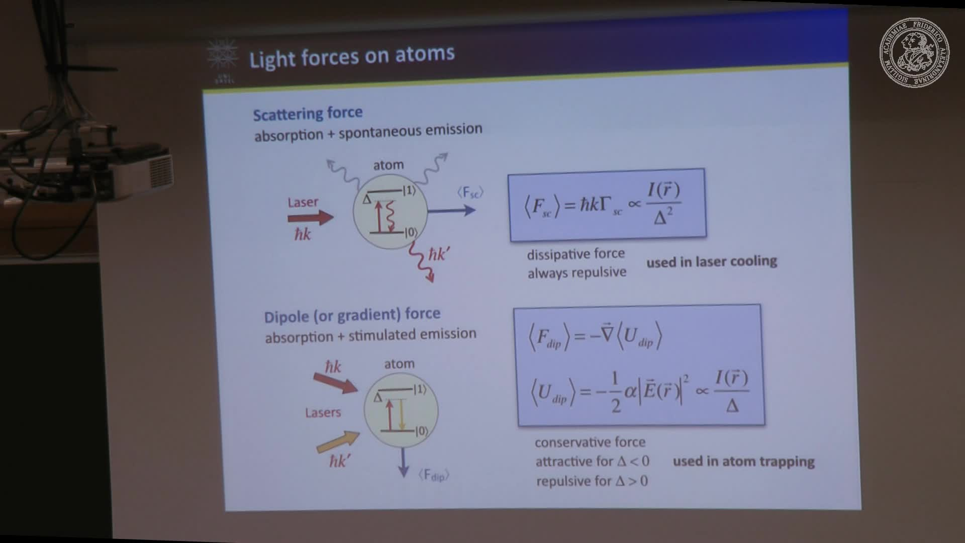 Atom Optomechanics 2 preview image