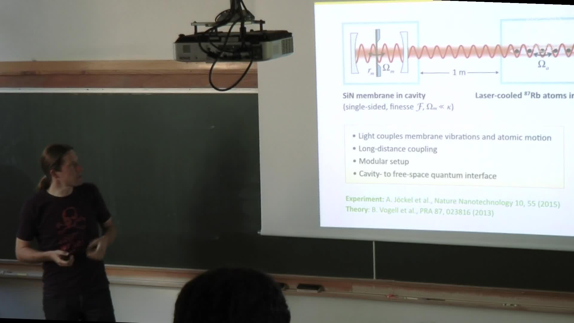 Atom Optomechanics 4 preview image
