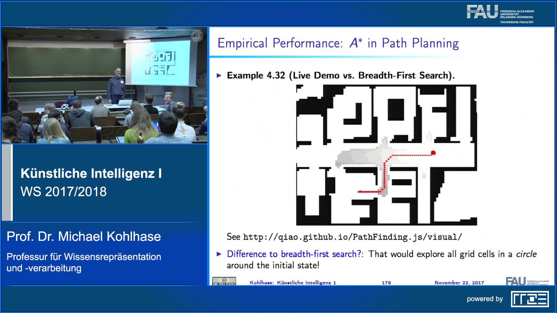 Künstliche Intelligenz I preview image