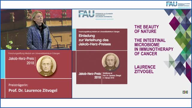 Festvortrag - Zitvogel - Jakob Herz Preis 2018 preview image