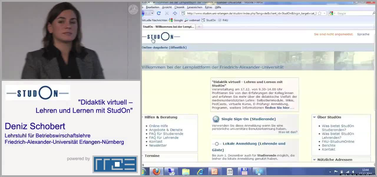 Aufbau und Angebot eines vhb-Kurses preview image