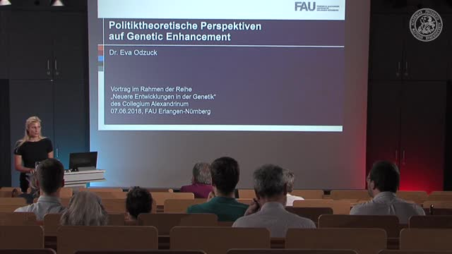 Politiktheoretische Perspektiven auf Genetic Enhancement preview image