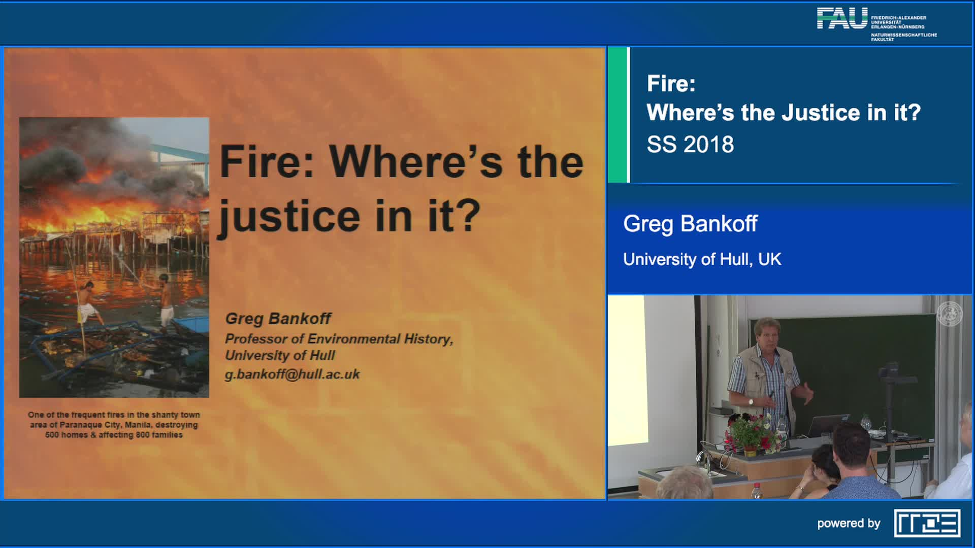 Fire: Where's the Justice in it? preview image