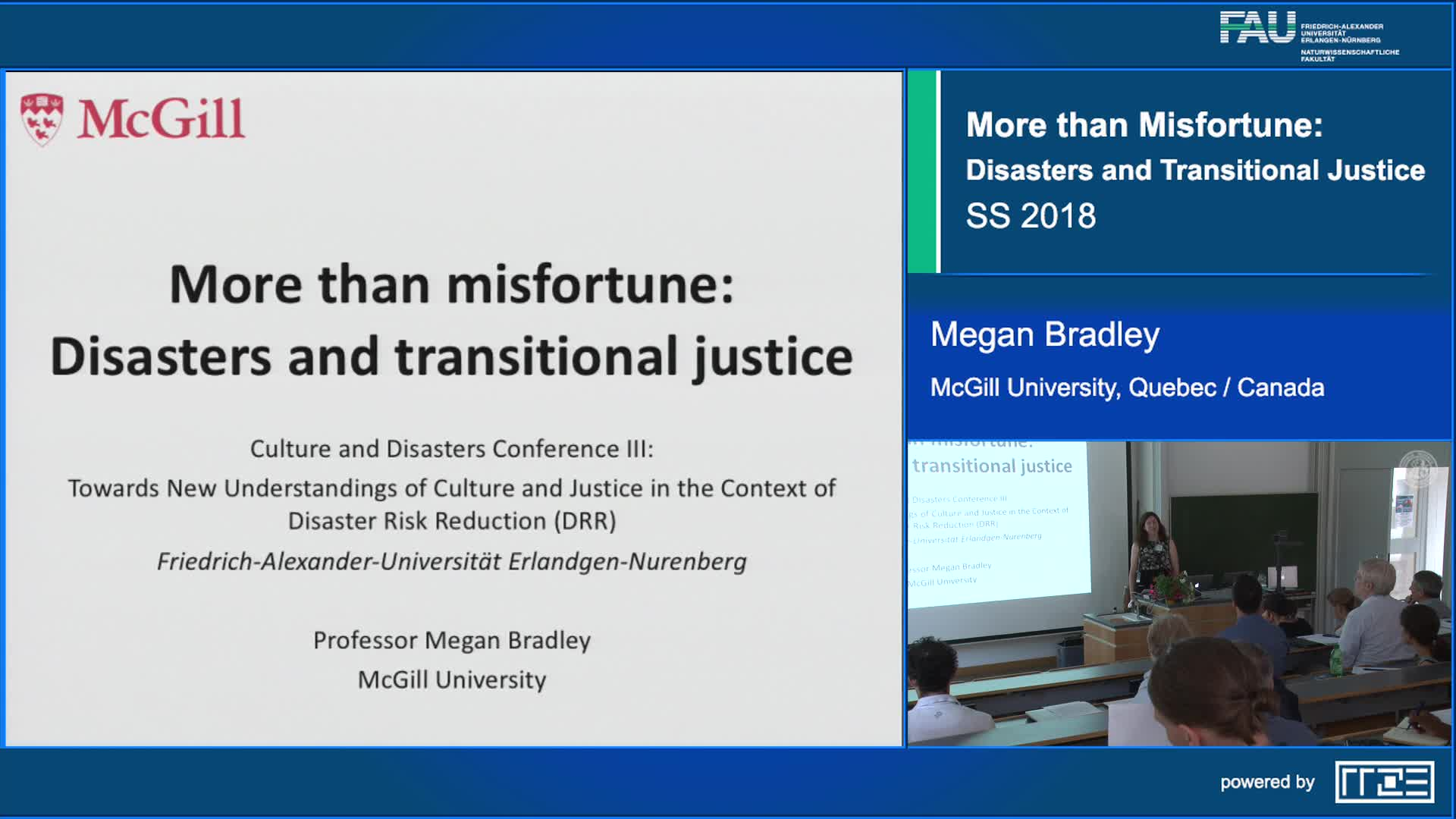 More than Misfortune: Disasters and Transitional Justice preview image