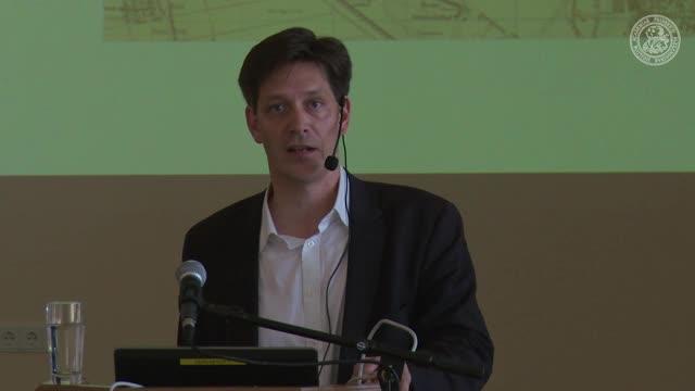 """Jürgen Odszuck - """"Town and Gown"""" – Entwicklung von Stadt und Universität preview image"""
