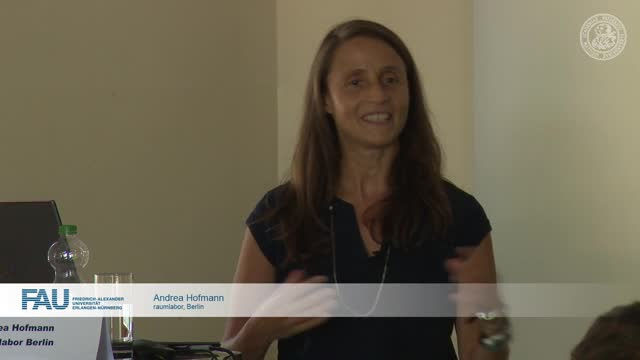 Andrea Hofmann - Stadt als Handlungsraum preview image