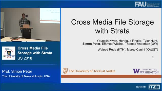 Cross Media File Storage with Strata preview image