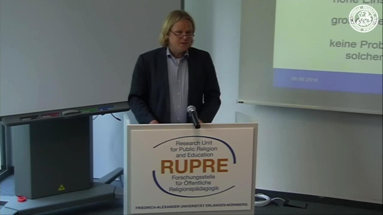 "Expert*innengespräch ""Religionsunterricht in Bayern"" - Input III zu ReliBa preview image"