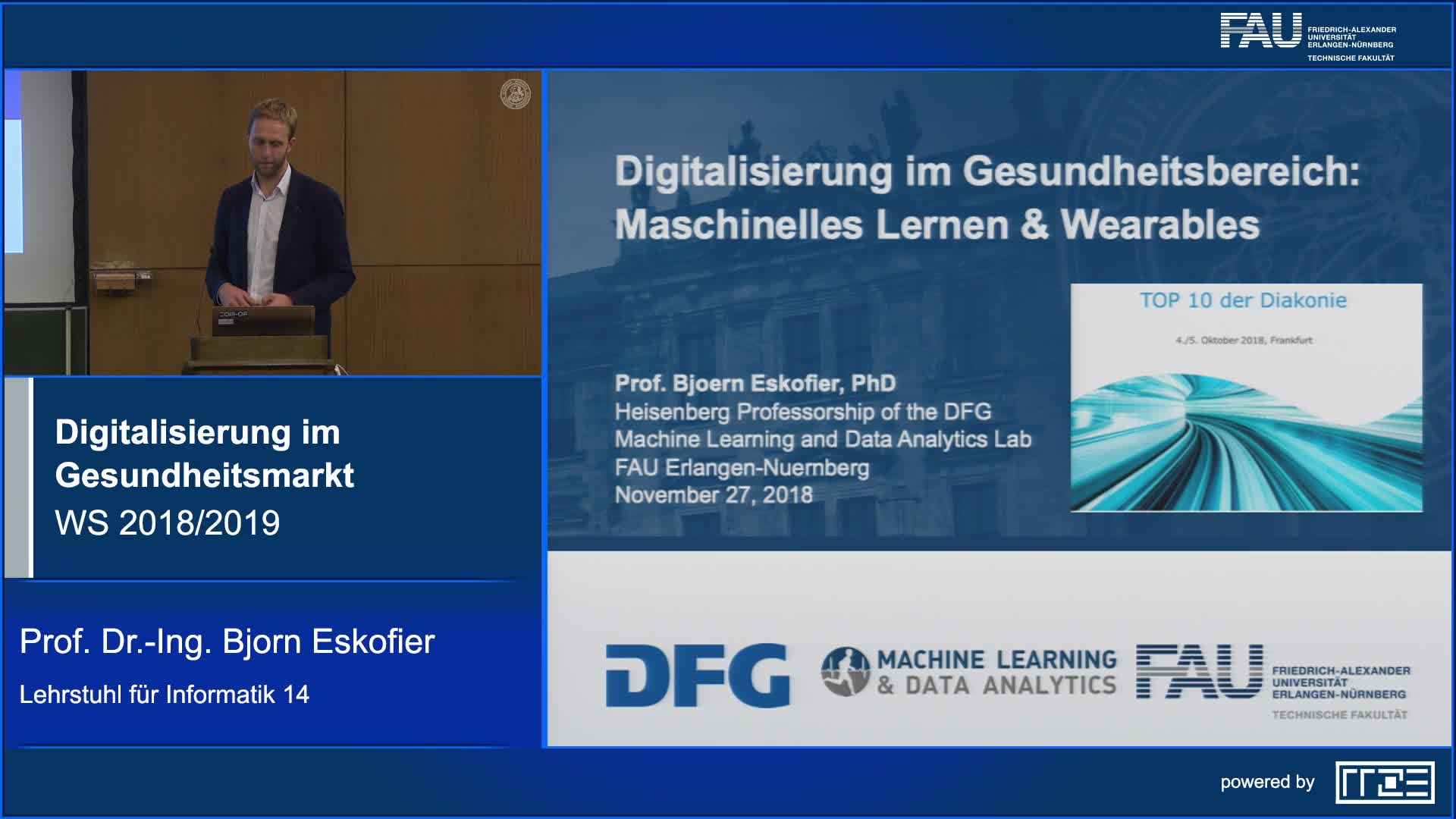Digitalisierung im Gesundheitsmarkt preview image