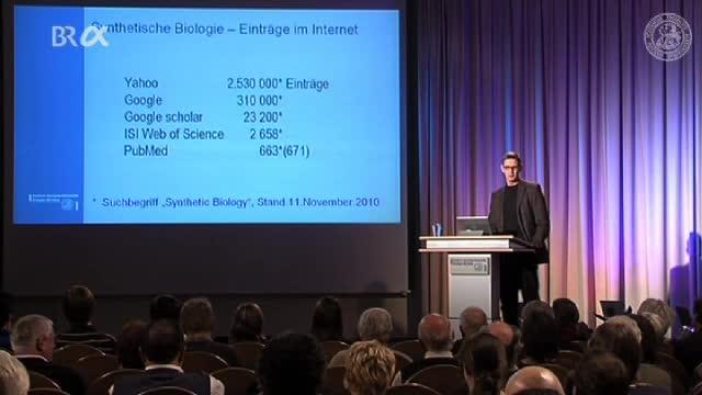 Synthetische Biologie - Grundlagen, Methoden und Visionen preview image