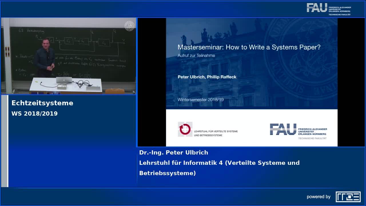 Echtzeitsysteme preview image