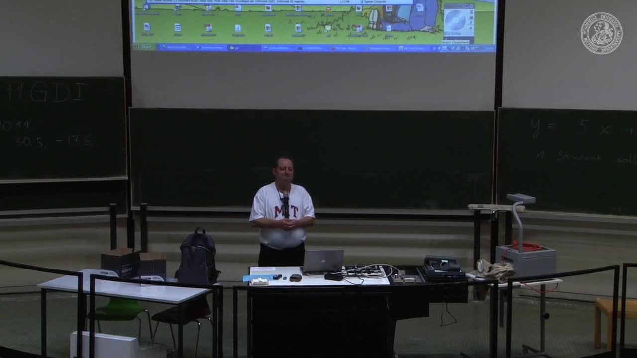 Grundlagen der Informatik preview image