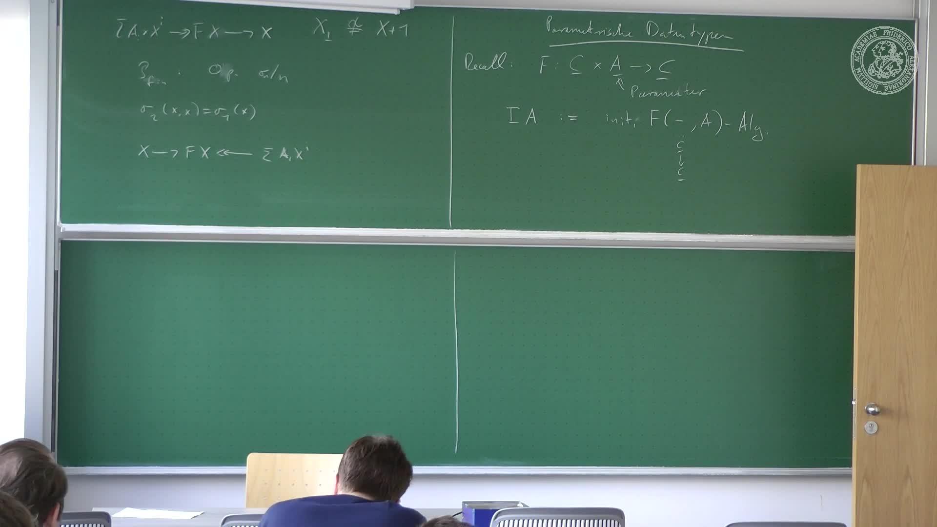 Algebra des Programmierens preview image