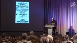 Markgraf Friedrich als Universitätsgründer preview image