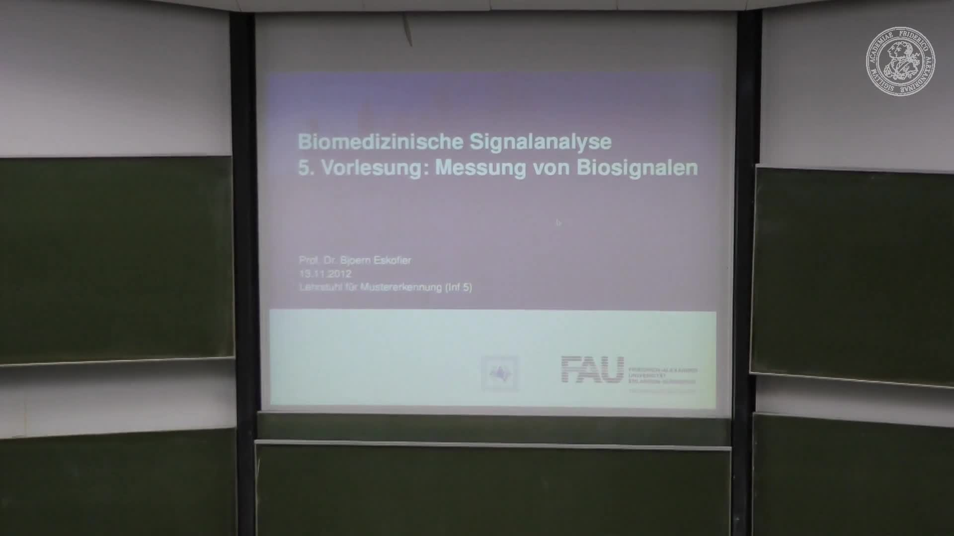 Biomedizinische Signalanalyse preview image