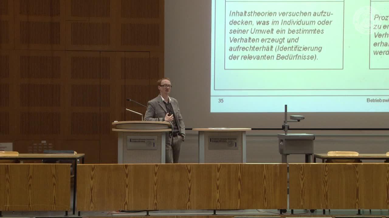 Betriebswirtschaftslehre II preview image