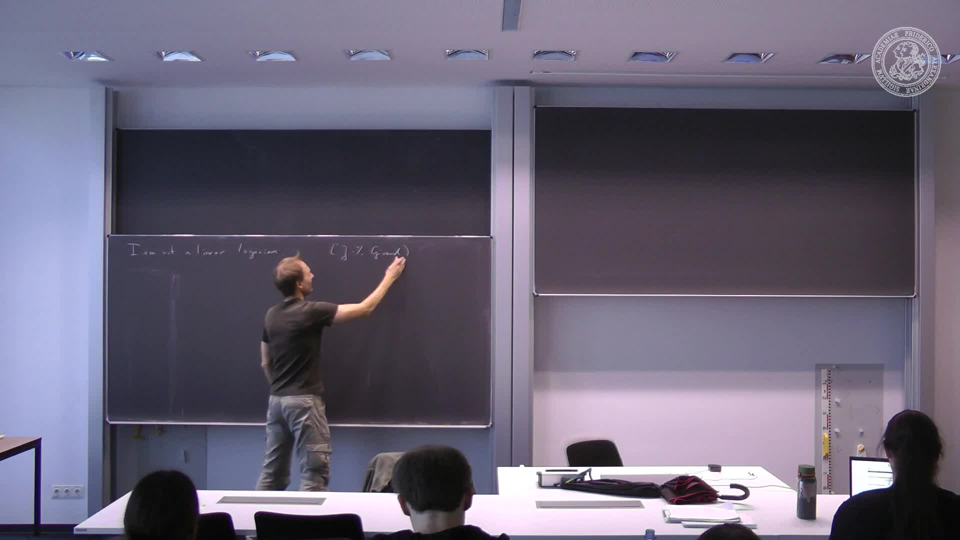 Nonclassical Logics in Computer Science preview image