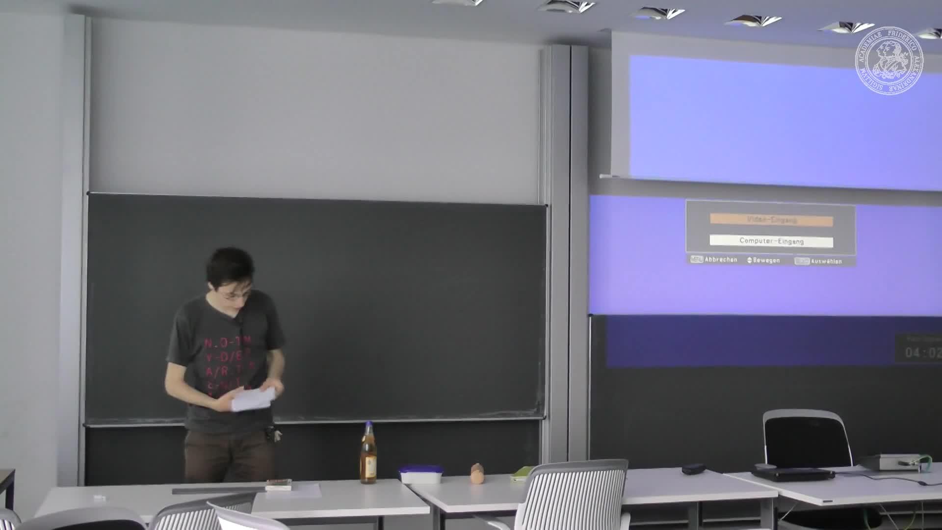 Uebung zu Theorie der Programmierung preview image