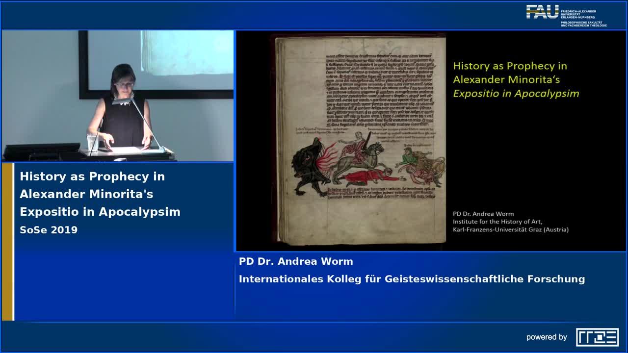History as Prophecy in Alexander Minorita's Expositio in Apocalypsim preview image