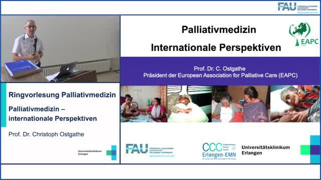 Palliativmedizin – internationale Perspektiven preview image