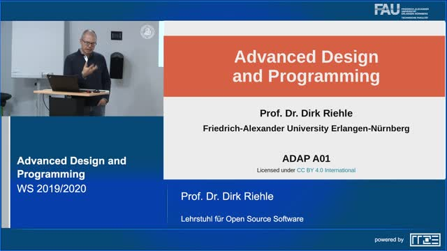 Advanced Design and Programming preview image