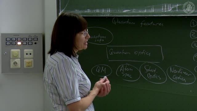 Modern Optics 3: Quantum Optics preview image