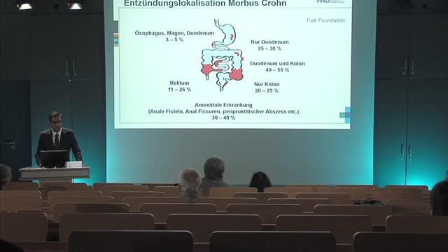 Einblicke in die Pathogenese, Diagnostik und Therapie der chronisch-entzündlichen Darmerkrankungen preview image