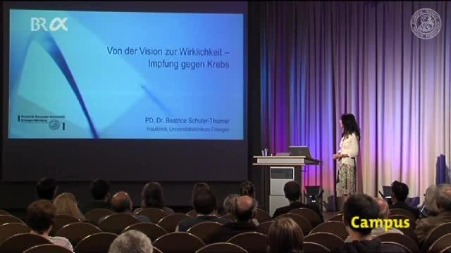 Von der Vision zur Wirklichkeit - Impfung gegen Krebs preview image