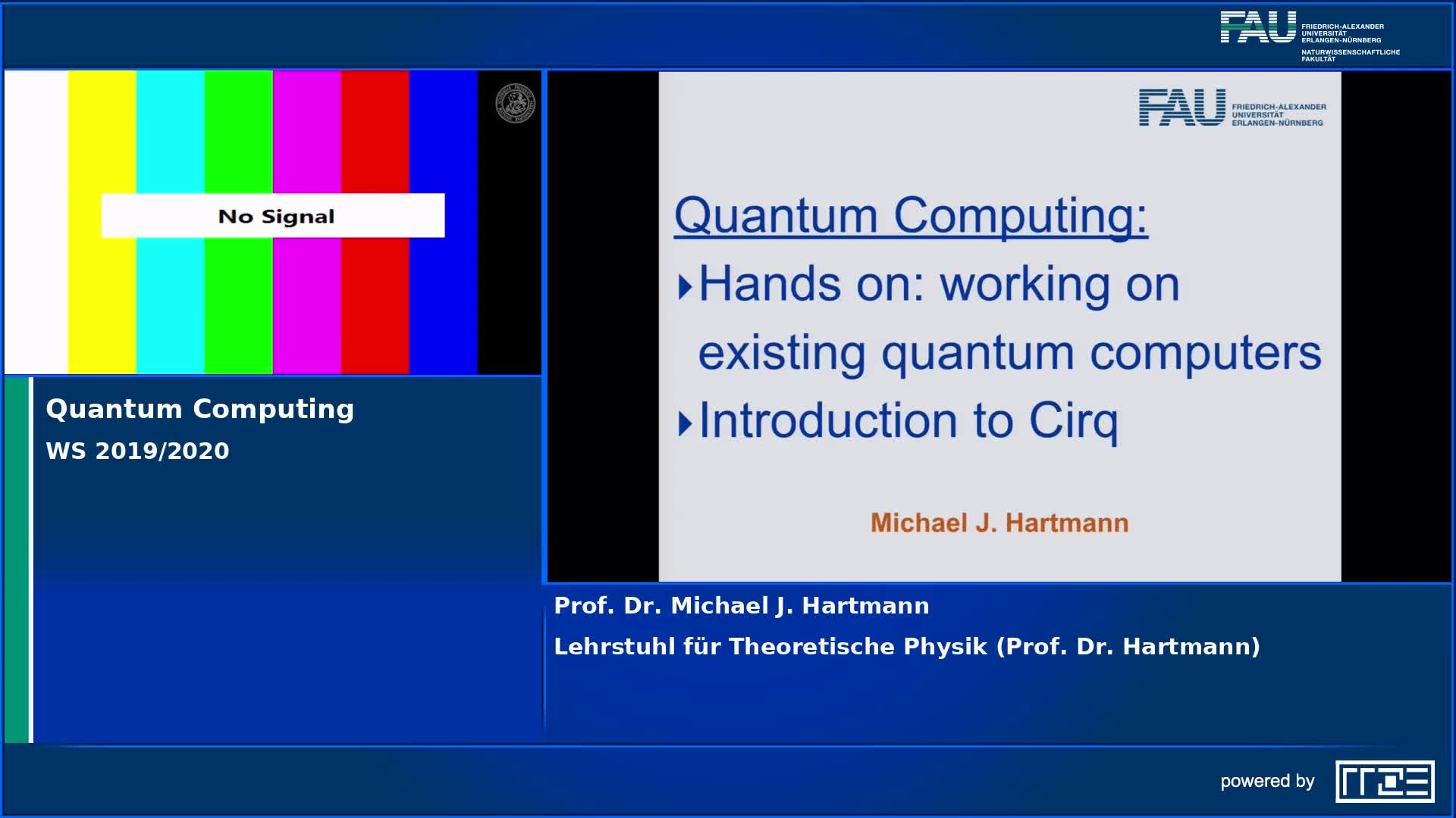 Quantum Computing preview image