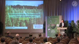 Herausforderungen der Phytopathologie in Zeiten des Klimawandels preview image