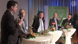Podiumsdiskussion - Ernährungssicherheit unter den aktuellen ökologischen und politischen Rahmenbedingungen preview image