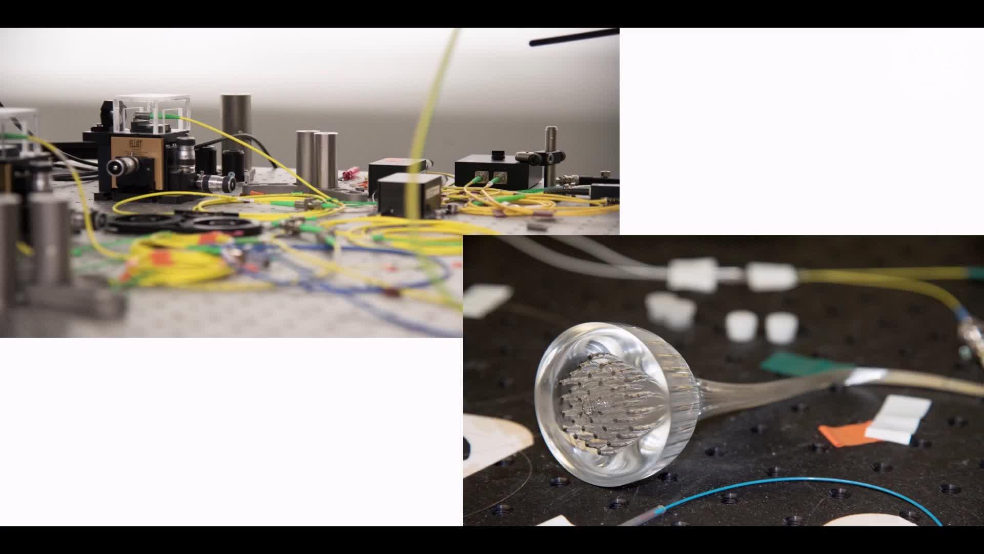 Hypersound und Lichteffekte – feinste Akustik für die Optik preview image
