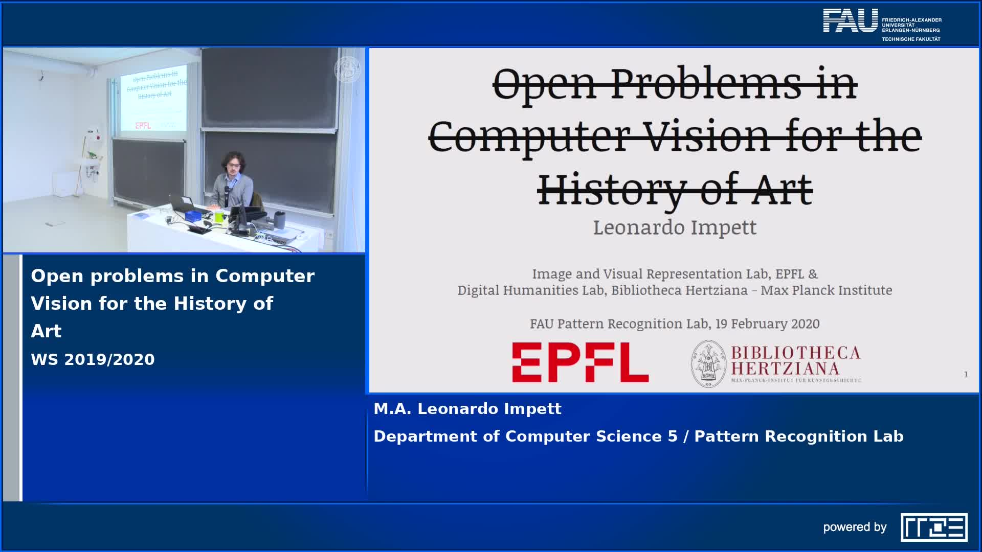 Open problems in Computer Vision for the History of Art preview image