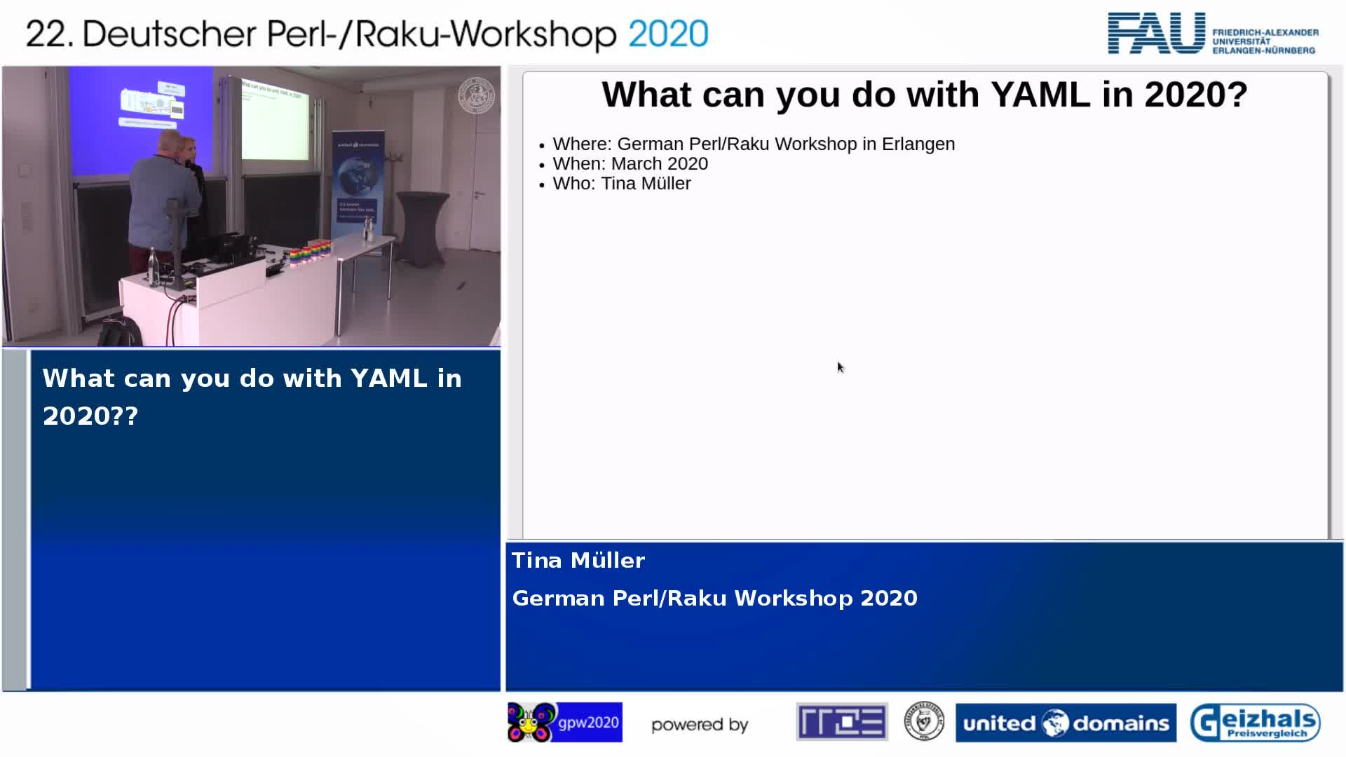 What can you do with YAML in 2020? preview image
