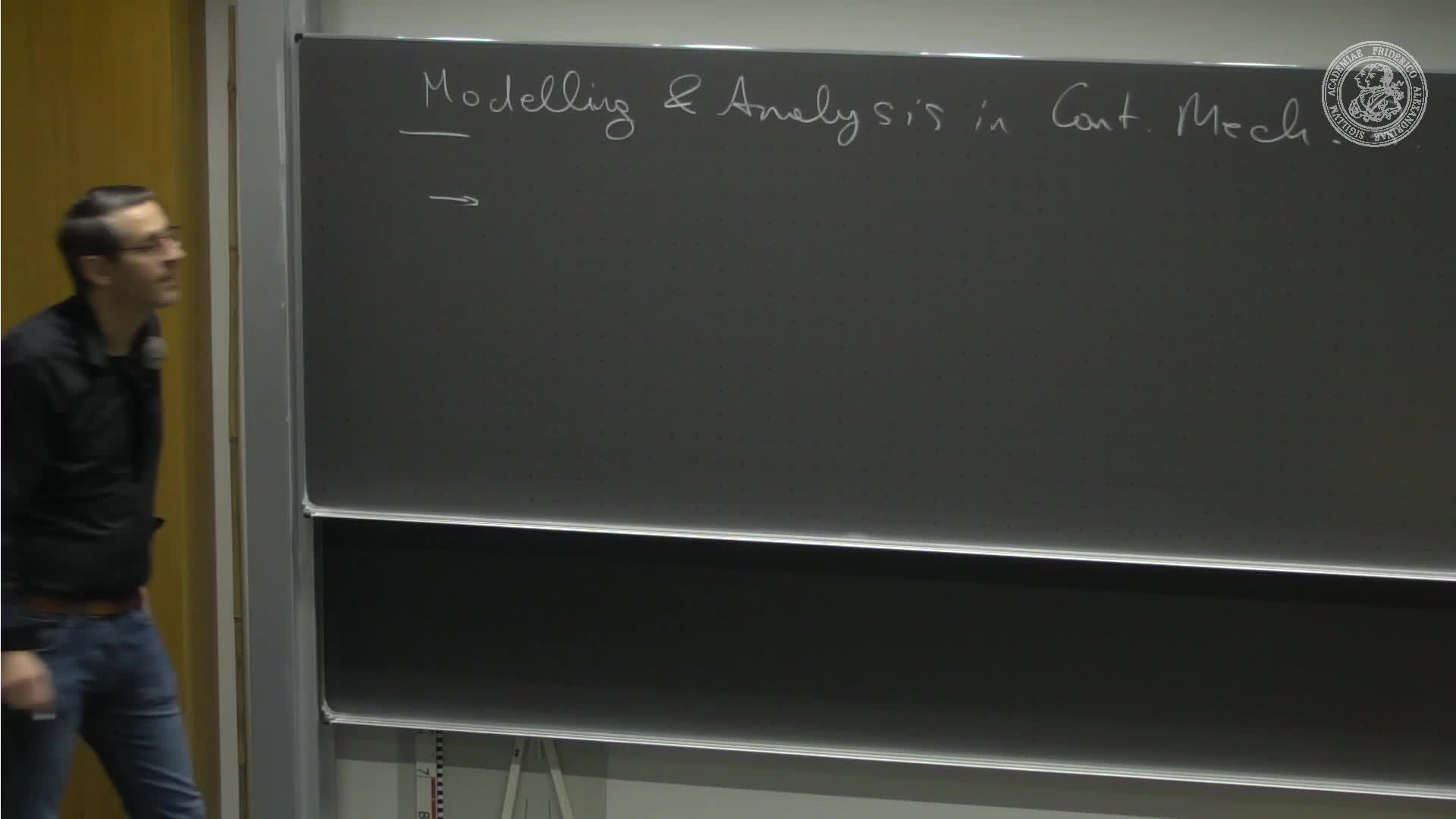 Modelling and Analysis in Continuum Mechanics 2 preview image