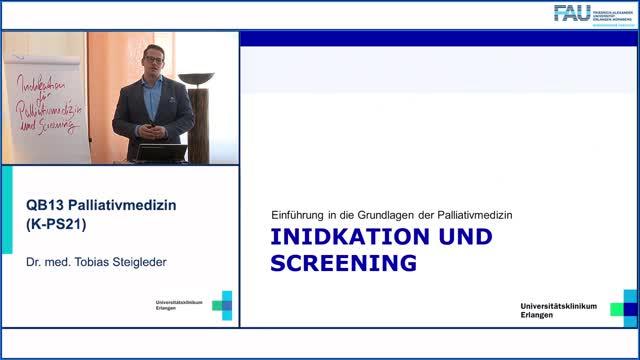 QB13 Palliativmedizin - Indikation und Screening preview image