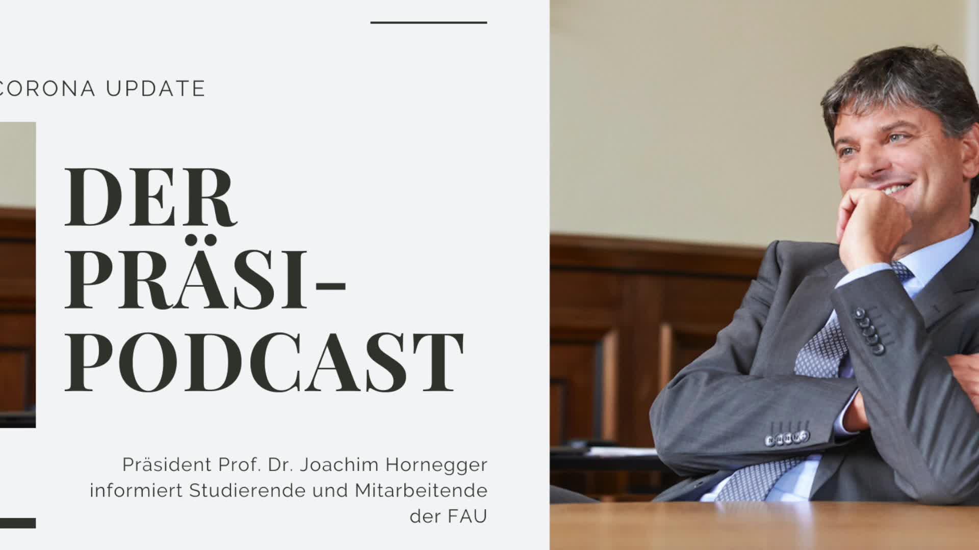 """""""Der Präsi-Podcast"""" vom 24. März 2020 preview image"""