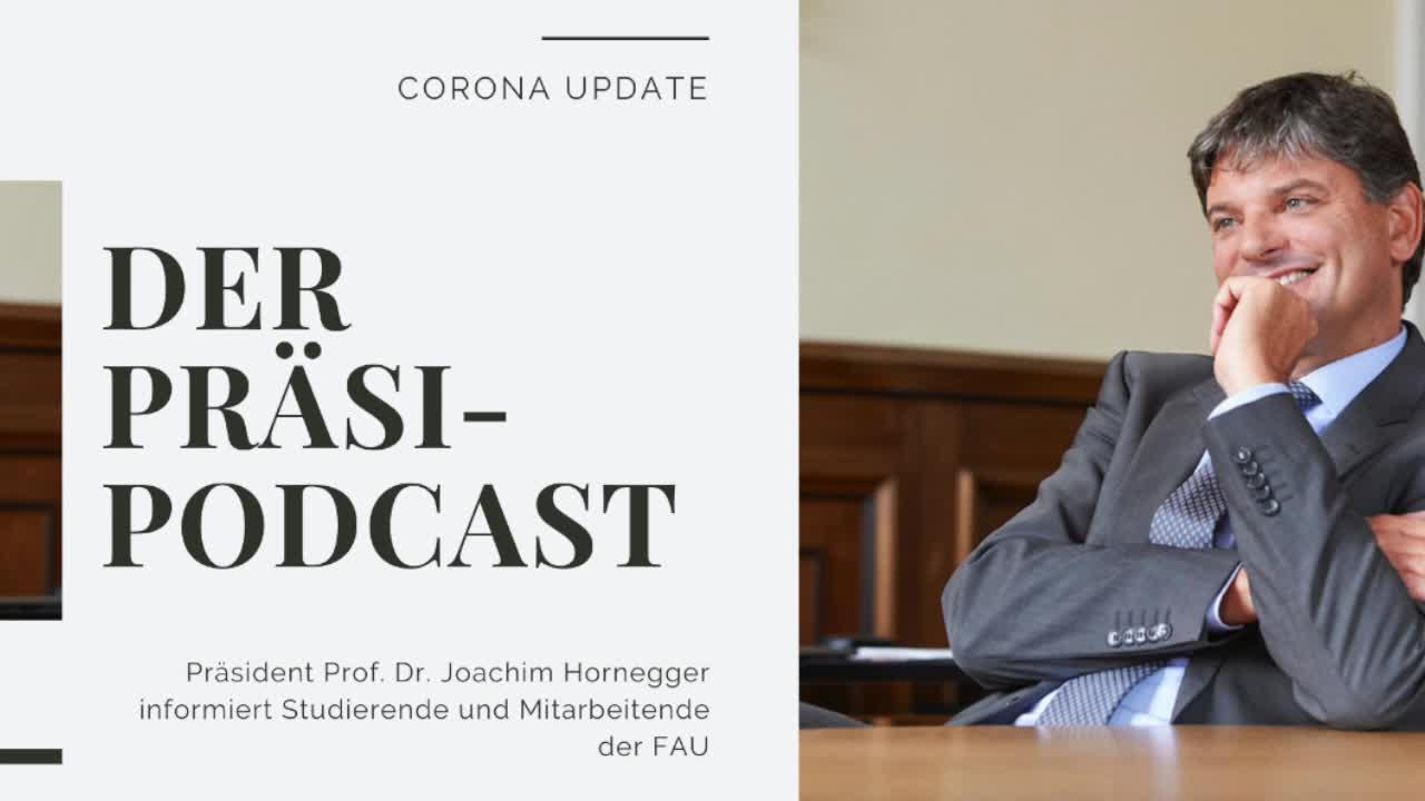 """""""Der Präsi-Podcast"""" vom 26. März 2020 preview image"""