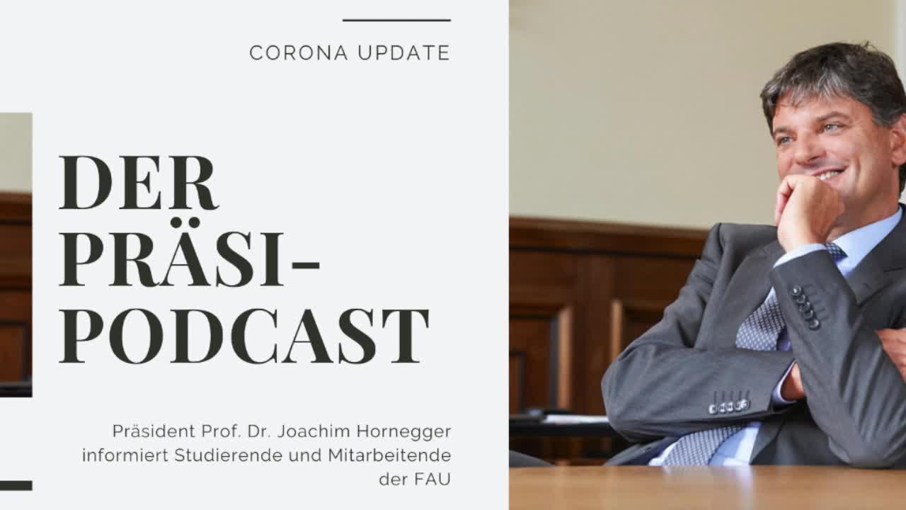 """""""Der Präsi-Podcast"""" vom 28. März 2020 preview image"""
