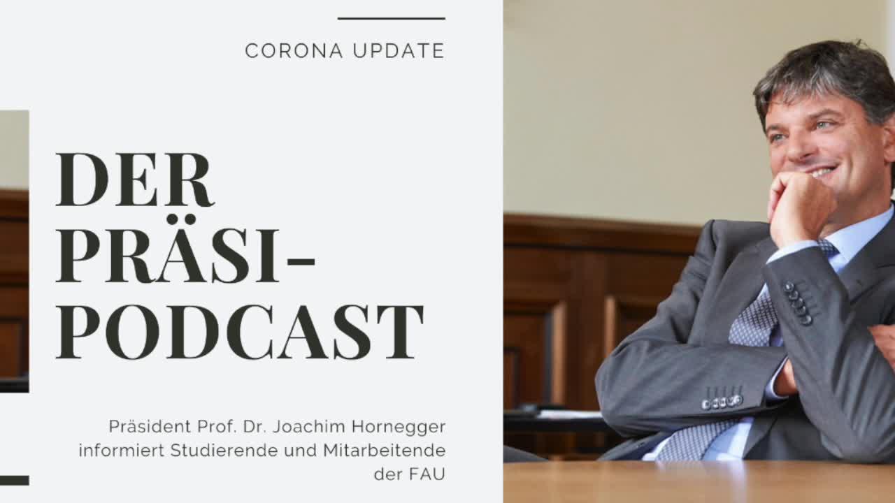 """""""Der Präsi-Podcast"""" vom 1. April 2020 preview image"""