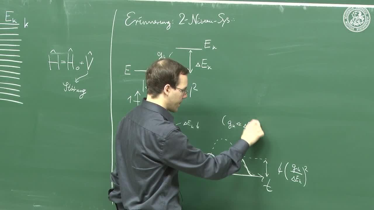 Theorie-Vertiefung 1 - (Quantenmechanik II) preview image