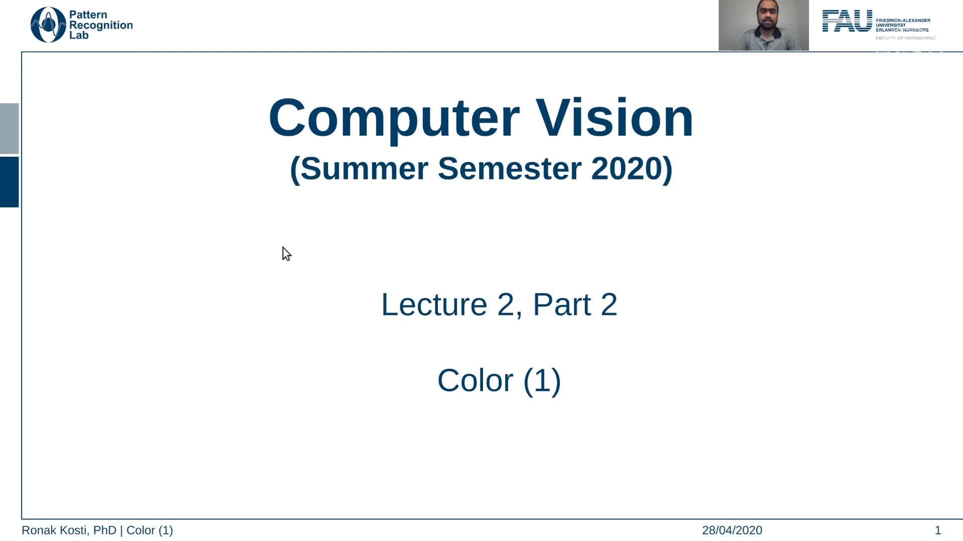 Colors (Lecture 2, Part 2) preview image