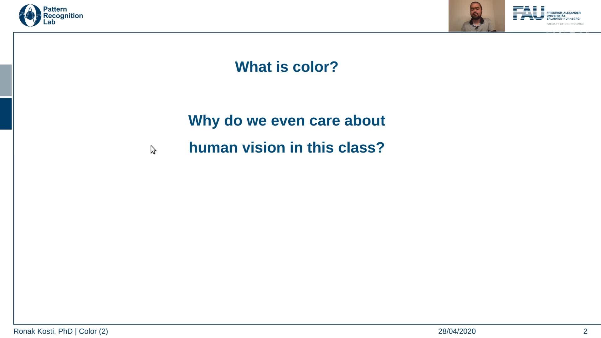 Colors (Lecture 2, Part 3) preview image