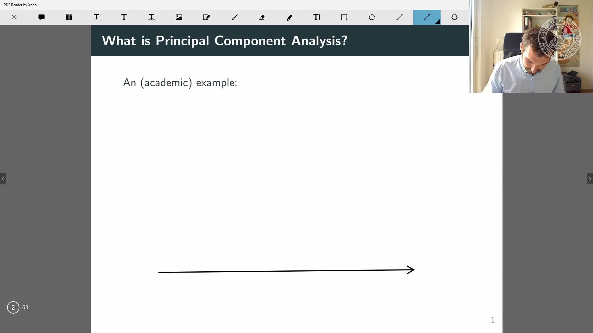 (Linear) Principal Component Analysis preview image