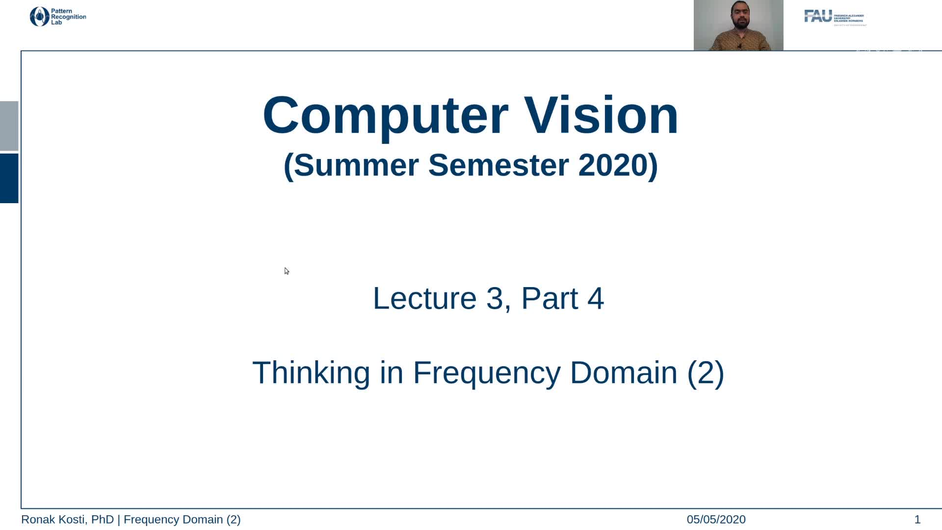 Thinking in Frequency (Lecture 3, Part 4) preview image