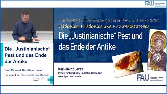 Justinianische Pest preview image
