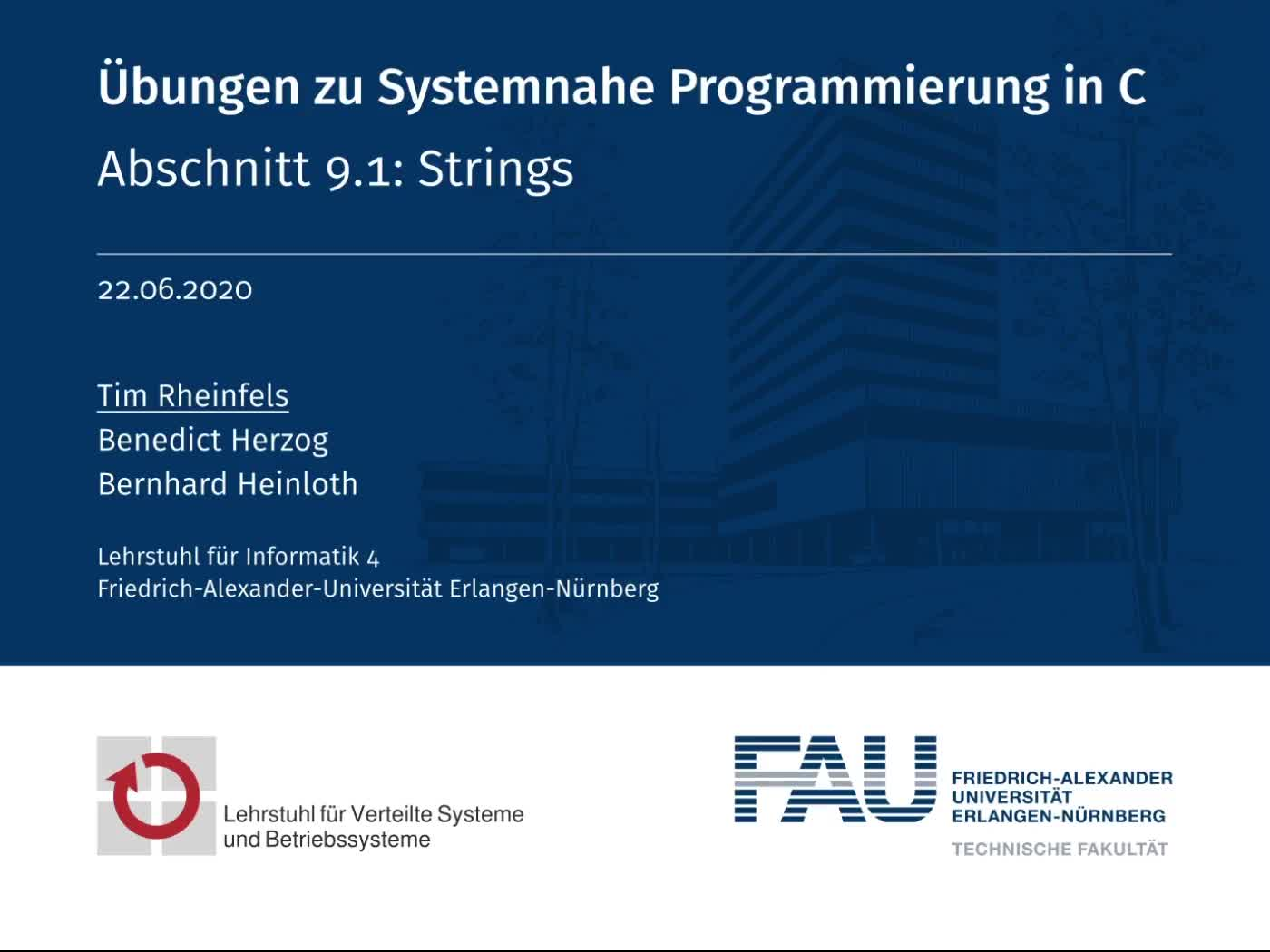 09.1: Strings preview image
