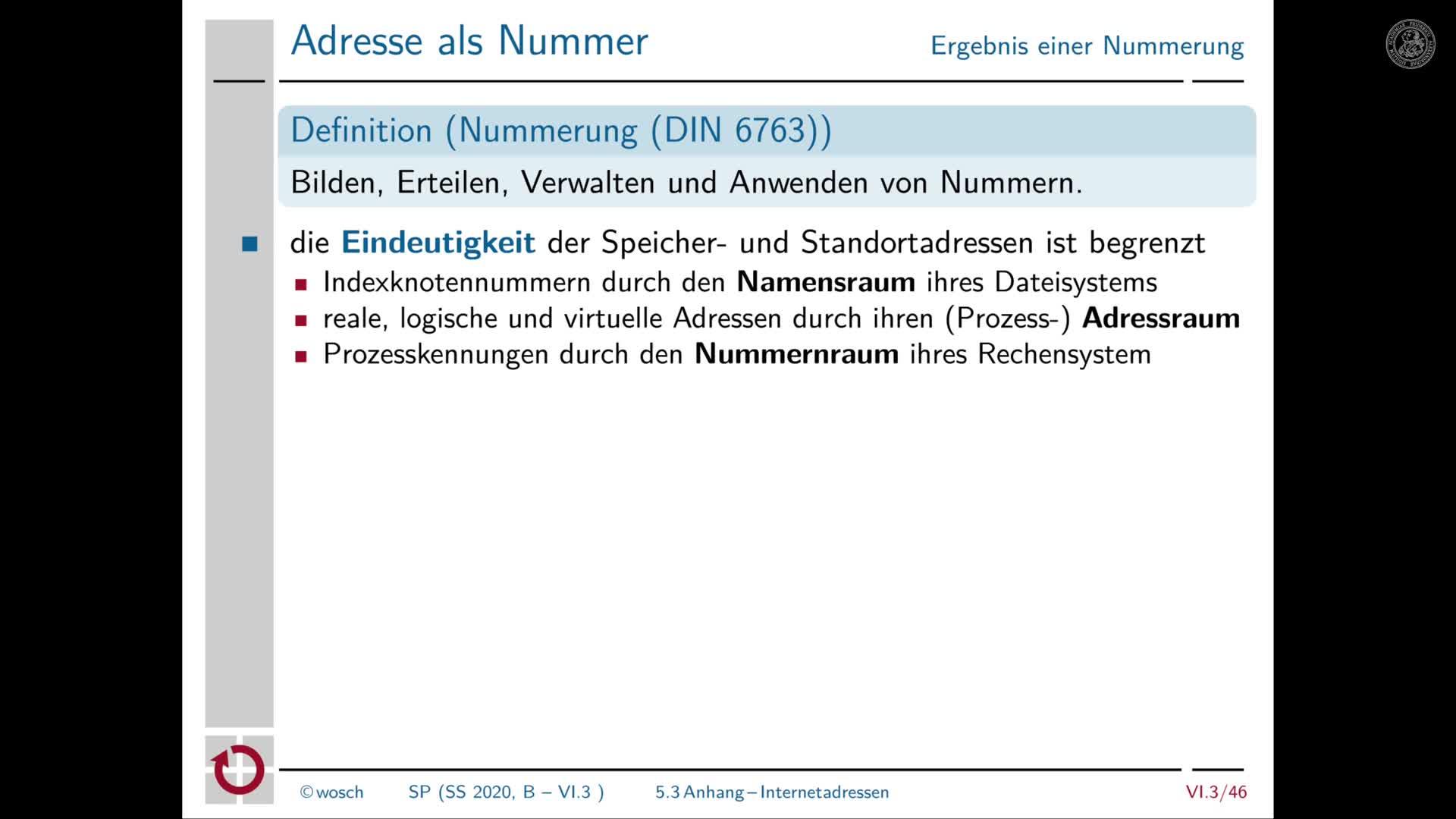6.3.10 Adressbindung: Anhang zur Internetprotokolladresse preview image