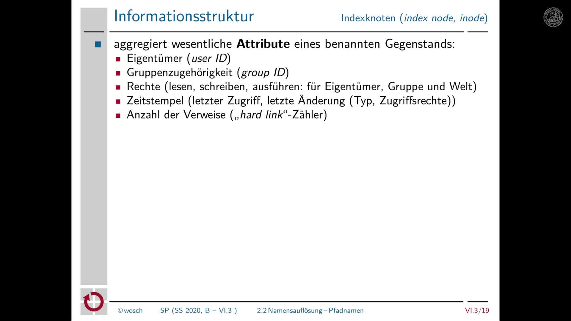 6.3.5 Adressbindung: Namensbindung und -auflösung preview image