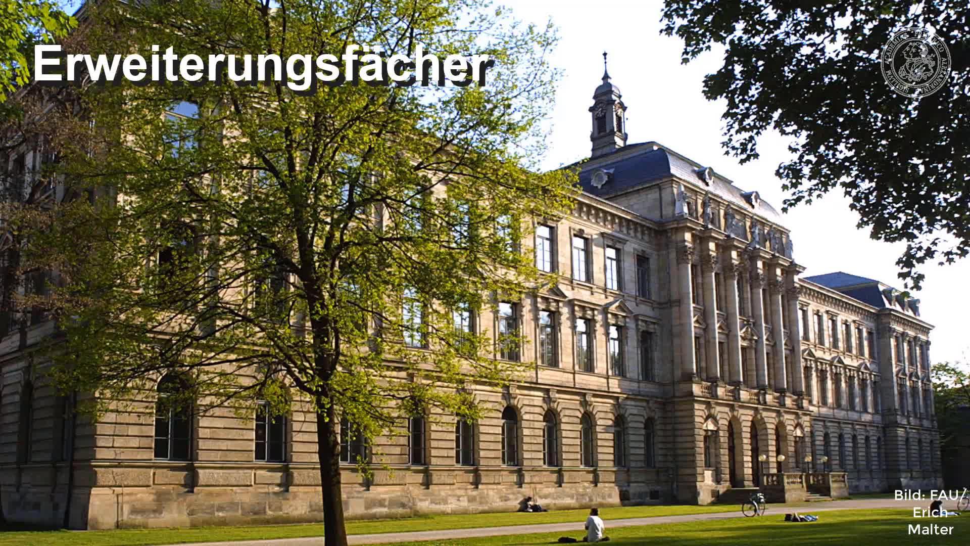 Lehramt | Gymnasium | Realschule | Erweiterungsfach | ZfL preview image